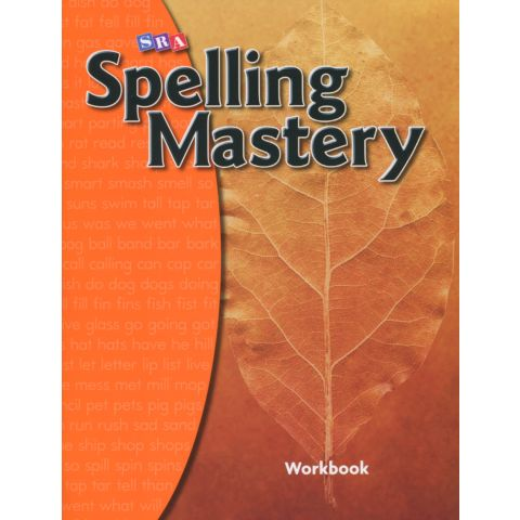 Spelling Mastery - Level A Student Workbook
