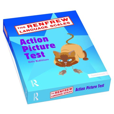 Renfrew Action Picture Test: 5th Edition