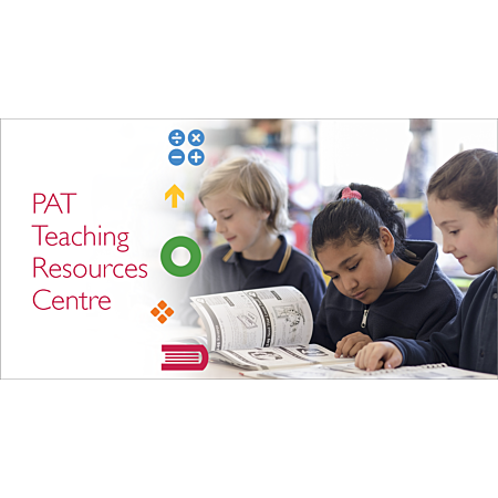 PAT Teaching Resources Centre: 201-400 students