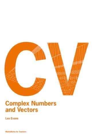 Complex Numbers and Vectors