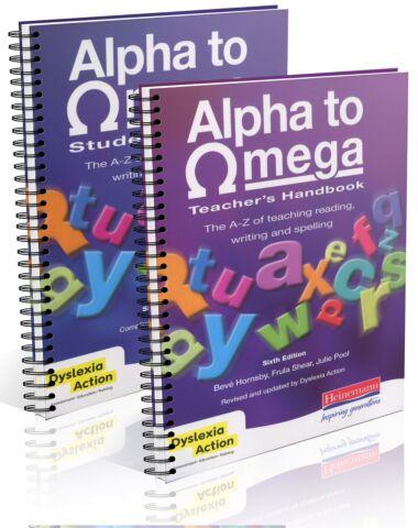 Alpha to Omega Teacher's Handbook Pack 6th Ed.