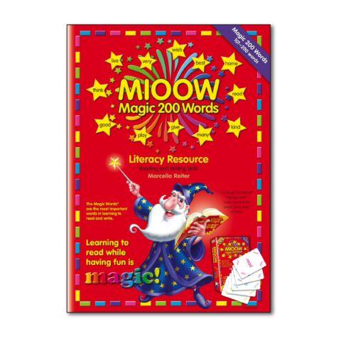 Magic 200 Words Literacy Resource Manual (2018 Update)