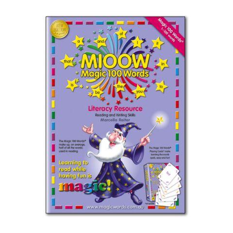 Magic 100 Words Literacy Resource Manual