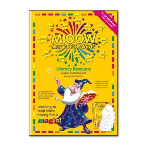 Magic 300 Words Literacy Resource Manual (2018 update)