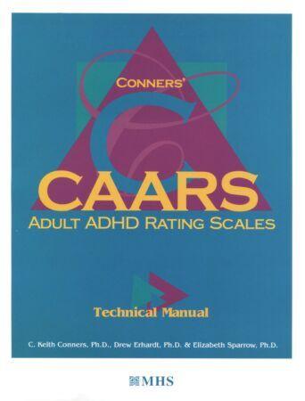 Online CAARS Profile Report (pkg 5)