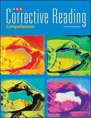 Corrective Reading: Comprehension B1 - Teacher Materials