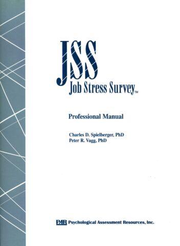 JSS Professional Manual