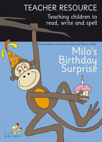Milo's Birthday Surprise Teacher Resource