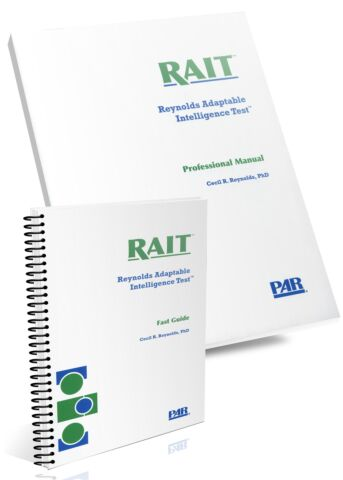 RAIT Professional Manual and Fast Guide