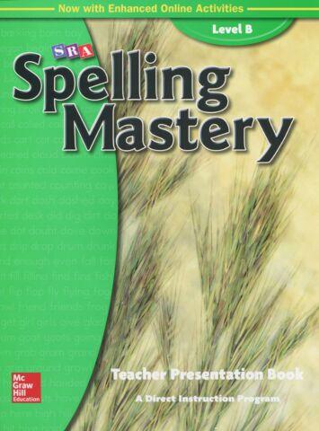 Spelling Mastery - Level B Teacher Materials