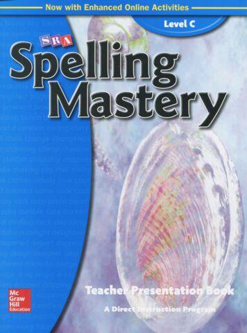 Spelling Mastery - Level C Teacher Materials