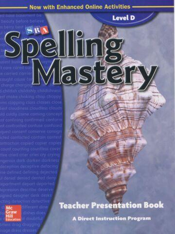 Spelling Mastery - Level D Teacher Materials