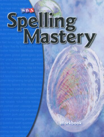 Spelling Mastery - Level C Student Workbook