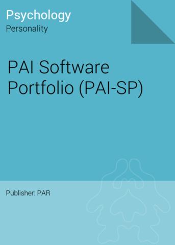 PAI Software Portfolio (PAI-SP) Version 3.0 Download