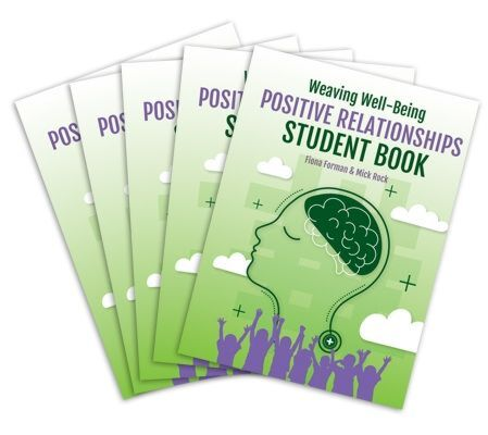 Weaving Well-Being: Positive Relationships – Student Book (Year 5), Set of 5