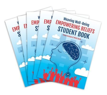 Weaving Well-Being: Empowering Beliefs – Student Book (Year 6), Set of 5
