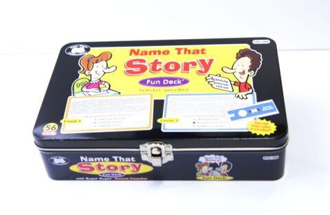 Name That Story Fun Deck