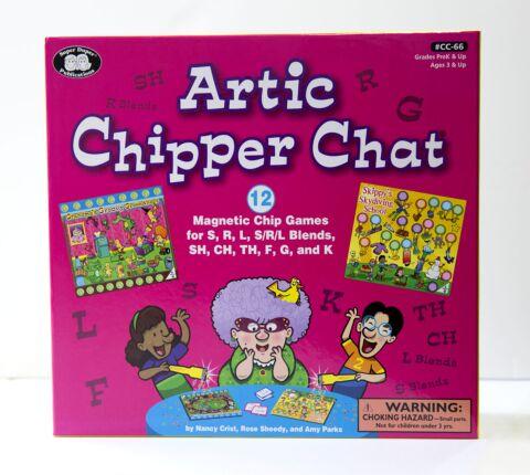 Artic Chipper Chat