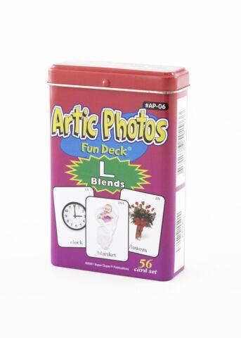 Artic Photos Fun Deck - L Blends