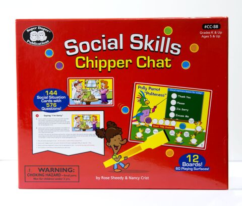 Social Skills Chipper Chat
