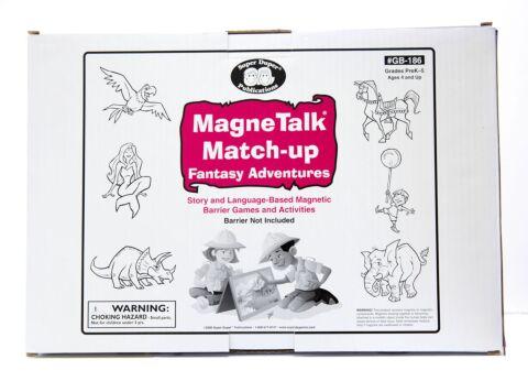 MagneTalk Match-up Fantasy Stories (with barrier)