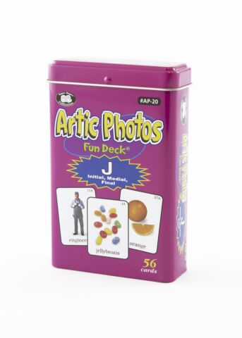 Artic Photos Fun Deck - J