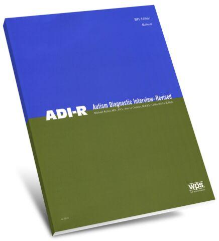 ADI-R Kit