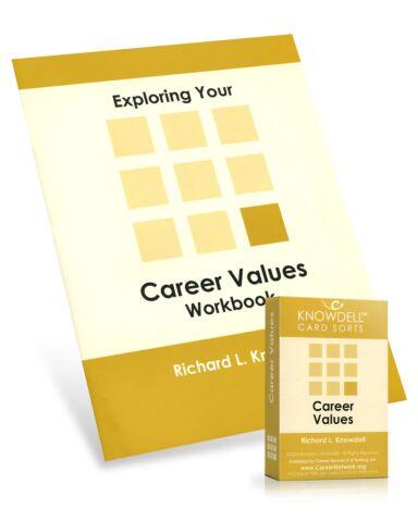 Career Values Card Sort Kit