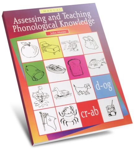 Assessing and Teaching Phonological Knowledge (ATPK) - Starter Set