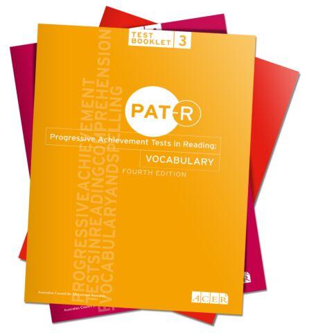 PAT-R 4th Ed Specimen Set - Secondary
