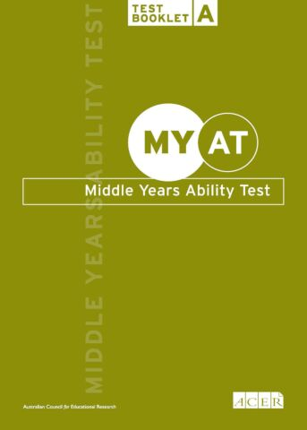MYAT Test Booklet A
