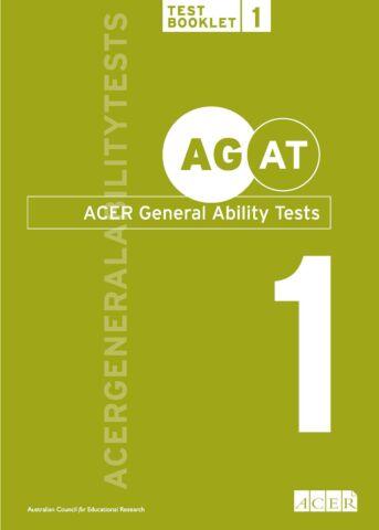AGAT Test Booklet 1