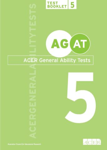 AGAT Test Booklet 5