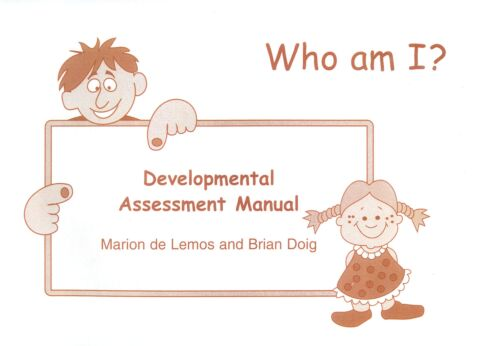 Who Am I? Assessment eManual