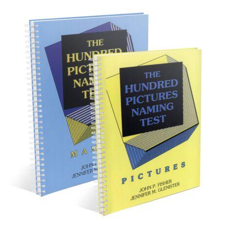 Hundred Pictures Naming Test (HPNT) Complete Kit