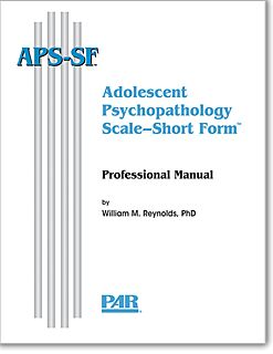 APS-SF Manual
