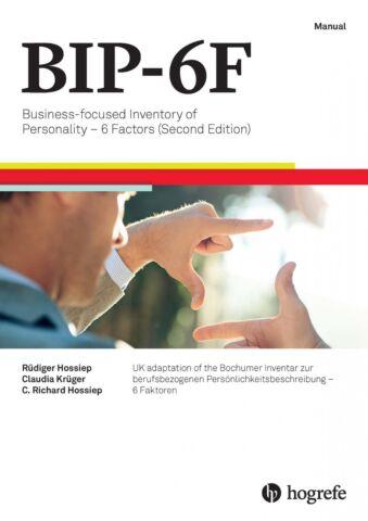 BIP-6F Second Edition - Online Standard Report
