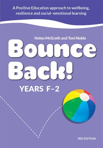 BOUNCE BACK 3RD ED F-2