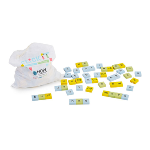 Click It Word Building Sack