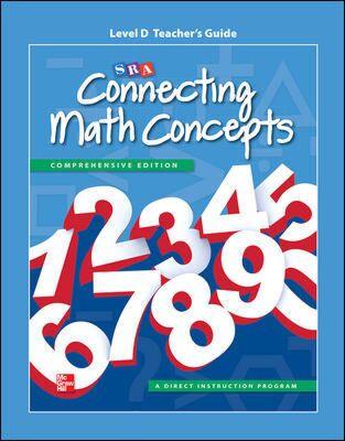 Connecting Math Concepts: Complete Set of Teacher Materials, Level D