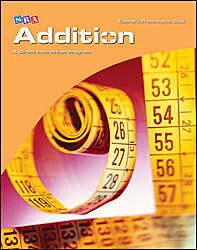 Corrective Mathematics Addition Teacher Materials