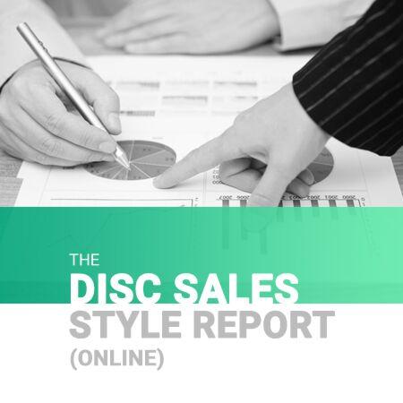 Online DISC Sales Report