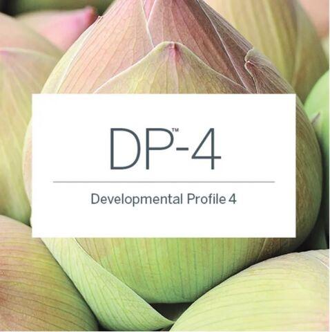Online DP-4 Parent/Caregiver Checklist (pkg 25)