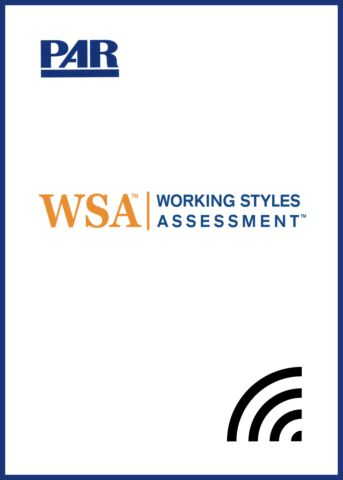 Online WSA Personnel Selection Reports (pkg 5)