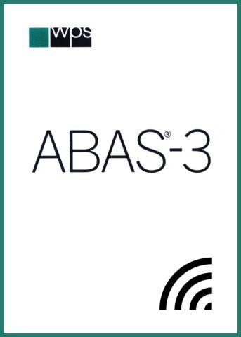 Online ABAS-3 Teacher/Daycare Provider Form (pkg 10)