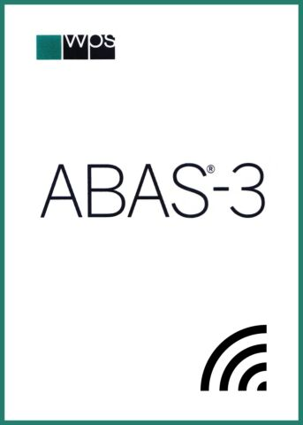 Online ABAS-3 Infant and Preschool Kit