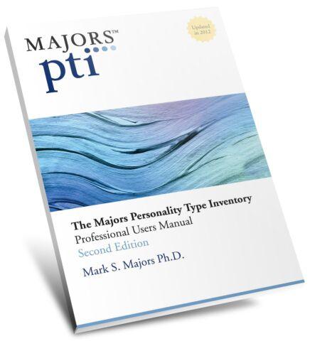 Majors Personality Type Inventory (Majors PTI)
