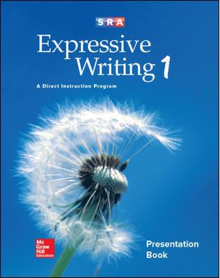 Expressive Writing 1: Teacher Presentation Book