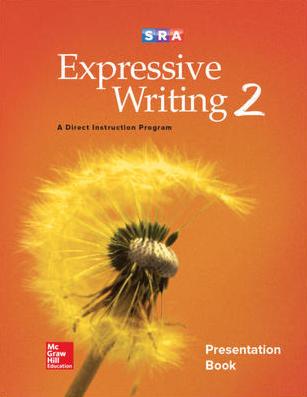 Expressive Writing 2: Teacher Presentation Book