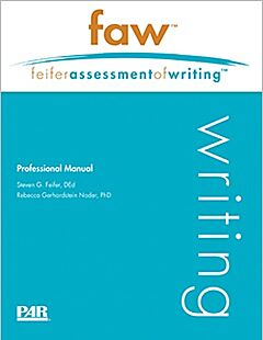 Feifer Assessment of Writing (FAW™): Comprehensive Kit